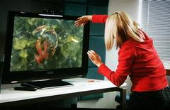 <p>Demonstração do Xbox Project Natal, novo sistema de captação de movimentos do usuário é exibido na E3 pela Microsoft.</p>