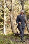 <p>Le prince Charles d'Angleterre a déclaré la guerre aux écureuils gris, originaires d'Amérique du Nord, dont la voracité menace selon lui des milliers d'arbres au Royaume-Uni. /Photo d'archives/REUTERS/Issei Kato</p>