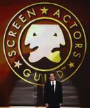 <p>Alan Rosenberg, presidente della Screen Actors Guild. REUTERS/Lucy Nicholson (UNITED STATES)</p>