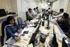 <p>Immagine d'archivio. REUTERS/Punit Paranjpe (INDIA BUSINESS)</p>