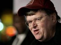 """<p>O cineasta incendiário Michael Moore está imprimindo um viés romântico a seu documentário mais recente, ao qual deu o título """"Capitalism: A Love Story"""". REUTERS/Robert Galbraith</p>"""