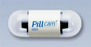 <p>The Given Imaging PillCam is seen in this undated handout photo. REUTERS/Given Imaging/Handout</p>