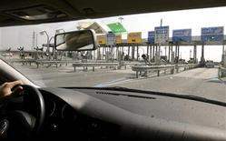 """<p>Traffico: giorno da """"bollino nero"""",Passante Mestre chiuso un'ora. REUTERS PICTURE</p>"""