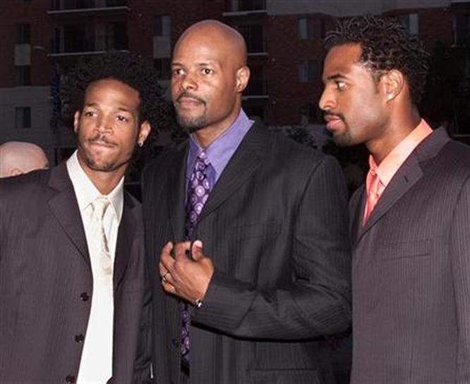wayans brothers at work on white chicks sequel