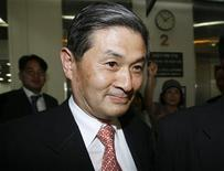 <p>Hwang Woo-suk in una foto d'archivio. REUTERS/Jo Yong-Hak (SOUTH KOREA)</p>