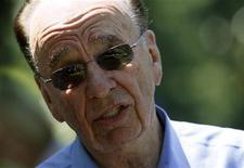 <p>Rupert Murdoch, presidente e AD di News Corp. REUTERS/Rick Wilking</p>