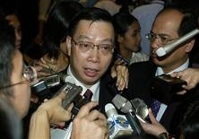 <p>Il vice ministro della Salute cinese Huang Jiefu. REUTERS/Zainal Abd Halim ZH/RCS</p>