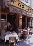 <p>The Exterior of La Goulue, 746 Madison Avenue, New York City, is seen in this handout photo from 2008. REUTERS/Handout</p>