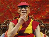 <p>Il Dalai Lama a Taiwan. REUTERS/Nicky Loh (TAIWAN RELIGION POLITICS DISASTER IMAGES OF THE DAY)</p>
