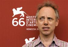 """<p>U.S. director Todd Solondz attends the """"Life During Wartime"""" photocall at the Sala Grande during at the 66th Venice Film Festival September 3, 2009. REUTERSAlessandro Bianchi</p>"""