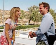 """<p>Sandra Bulock and Bradley Cooper in a scene from """"All About Steve"""". REUTERS/20th Century Fox/Handout</p>"""