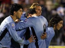 <p>Uruguai derrota Colômbia por 3 x 1 e reascende sonho da Copa. REUTERS/Pablo La Rosa</p>