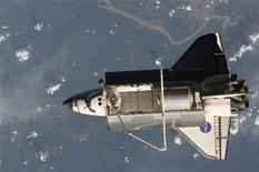 <p>Lo shuttle Discovery. REUTERS/NASA/Handout</p>