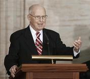 <p>Norman Borlaug. REUTERS/Jason Reed</p>