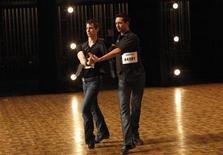 """<p>Contestants Jacob Jason (L) and William de Vries compete on the Fox Network's reality program """"So You Think You Can Dance"""" in this publicity photo released to Reuters September 17, 2009. REUTERS/Kelsey McNeal/FOX/Handout</p>"""