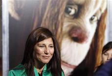 """<p>Actress Catherine Keener arrives for the premiere of the film """"Where The Wild Things Are"""" in New York October 13, 2009. REUTERS/Lucas Jackson</p>"""
