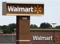 <p>Un negozio Wal-Mart. REUTERS/Rick Wilking (UNITED STATES BUSINESS)</p>