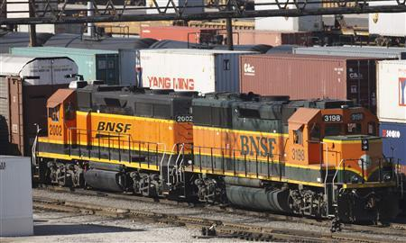Buffett buying Burlington rail in his biggest deal | Reuters com
