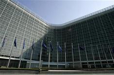 <p>La sede della Commissione Europea a Bruxelles. REUTERS/Francois Lenoir</p>