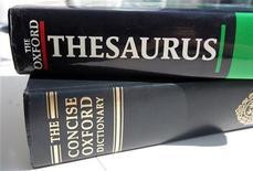 """<p>""""Unfriend"""" è stata nominata parola dell'anno dal New Oxford American Dictionary, scelta da una lista per la sua immediatezza e per il contenuto tecnologico. REUTERS/Catherine Benson</p>"""