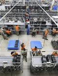 <p>Impianto di produzione pc in Brasile. REUTERS/Cesar Ferrari (BRAZIL SCI TECH BUSINESS EMPLOYMENT)</p>