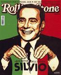 "<p>The ""Rolling Stone Magazine"" cover depicting Italian Prime Minister Silvio Berlusconi. REUTERS/Rolling Stone Magazine/Handout</p>"