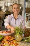 <p>Lidia Bastianich poses in this undated handout photo. REUTERS/Paul Gelsobello/Handout</p>