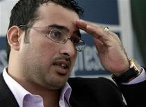 <p>Muntazer al-Zaidi in una immagine di archivio. REUTERS/Denis Balibouse</p>