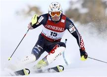 <p>Lo sciatore croato Ivica Kostelic in Val d'Isere. REUTERS/Denis Balibouse (FRANCE SPORT SKIING)</p>