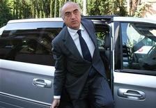 <p>L'ex direttore generale della Juventus Antonio Giraudo. REUTERS/Dario Pignatelli (ITALY)</p>