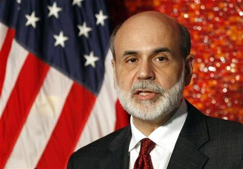 Bernanke: Person of the year