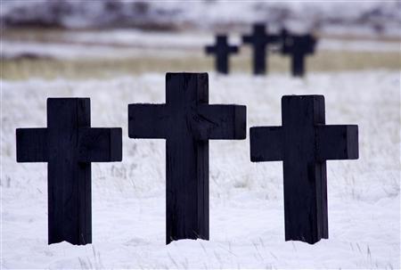 Forgotten Stalin victims despair in Kazakh steppe