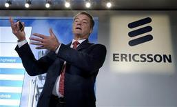 <p>L'ad di Ericsson Carl-Henric Svanberg. REUTERS/Jonas Ekstromer/Scanpix</p>