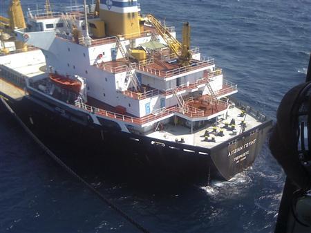 Ship fire kills nine off Venezuela: report - Reuters