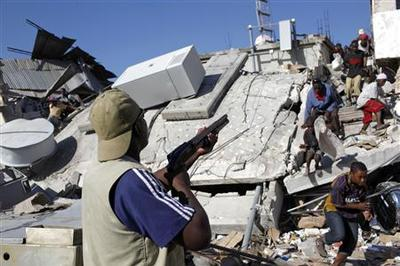 Scenes from hell as dead pile up at Haiti hospital | Reuters com