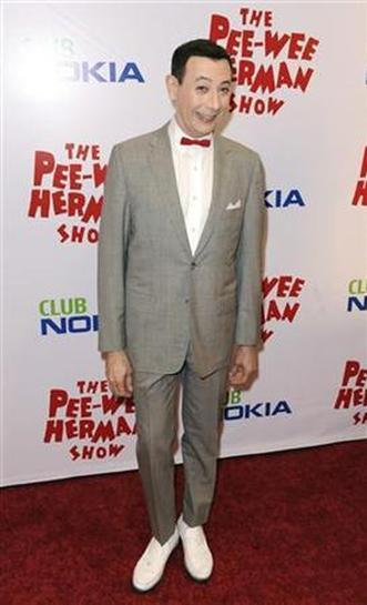 Peewee Herman Gay