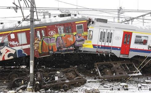 Deadly train crash
