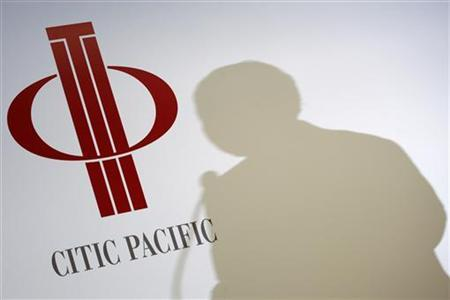 Chang Zhenming, Chairman and Managing Director of Citic Pacific, attends a news conference in Hong Kong August 26, 2009. REUTERS/Tyrone Siu