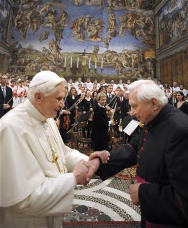 Abuse at pope's brother's choir, more German schools