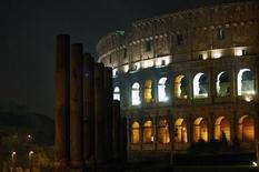 <p>Colosseo in foto d'archivio. REUTERS/Alessia Pierdomenico</p>