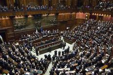 <p>Camera dei deputati in foto d'archivio. REUTERS/Remo Casilli</p>