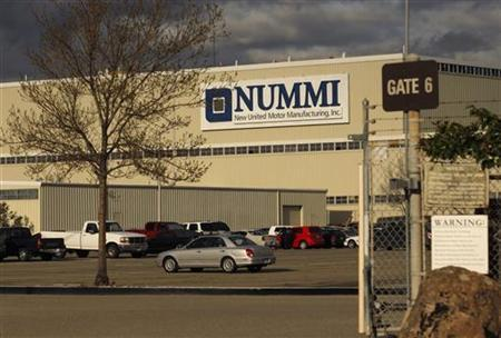 The Toyota Nummi Automobile Manufacturing Plant Is Shown In Fremont California February 12 2010 Reuters Robert Galbraith