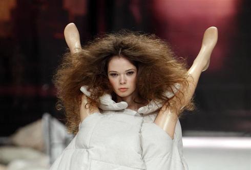 Ukraine's fashion buzz
