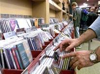 <p>Universal Music Group, détenu par Vivendi, assure ne pas discuter avec Terra Firma au sujet de la maison de disques EMI, contrairement à ce que laissaient entendre des rumeurs ces dernières semaines. /Photo d'archives/REUTERS</p>