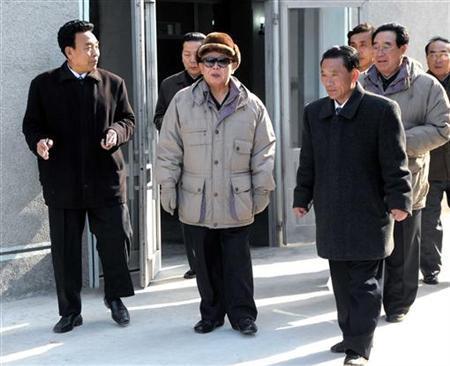 North Korean cargo train sparks Kim trip speculation