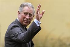 <p>Principe Carlo in foto d'archivio. REUTERS/David W Cerny</p>