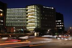 <p>Ospedale californiano in foto d'archivio. REUTERS/Benoit Tessier</p>