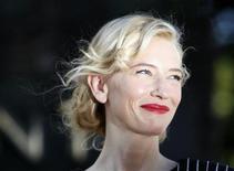 <p>L'attrice australiana Cate Blanchett in foto d'archivio. REUTERS/Mario Anzuoni</p>