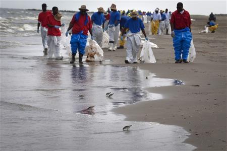 BP, Obama face clamor to halt oil spill crime - Reuters