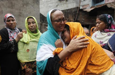 Deadly fire in Bangladesh